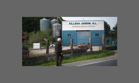 Cobideza inaugurará antes de dos meses su sede de Silleda. (Faro de Vigo)